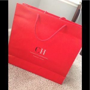 Carolina Herrera Shopping Bag